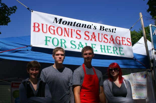 Bugoni sausages-shall I compare thee to a summer's day?