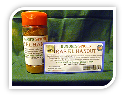 ras el hanout $ 6 75 ras el hanout is an aromatic spice blend from ...